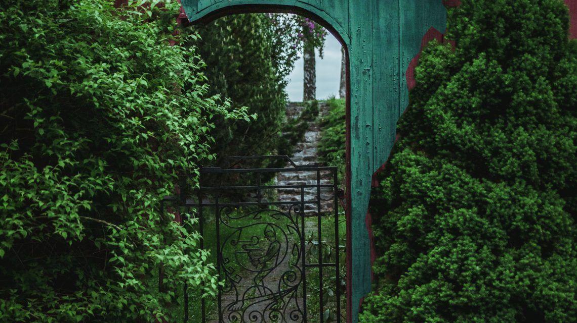 la puerta de la esperanza
