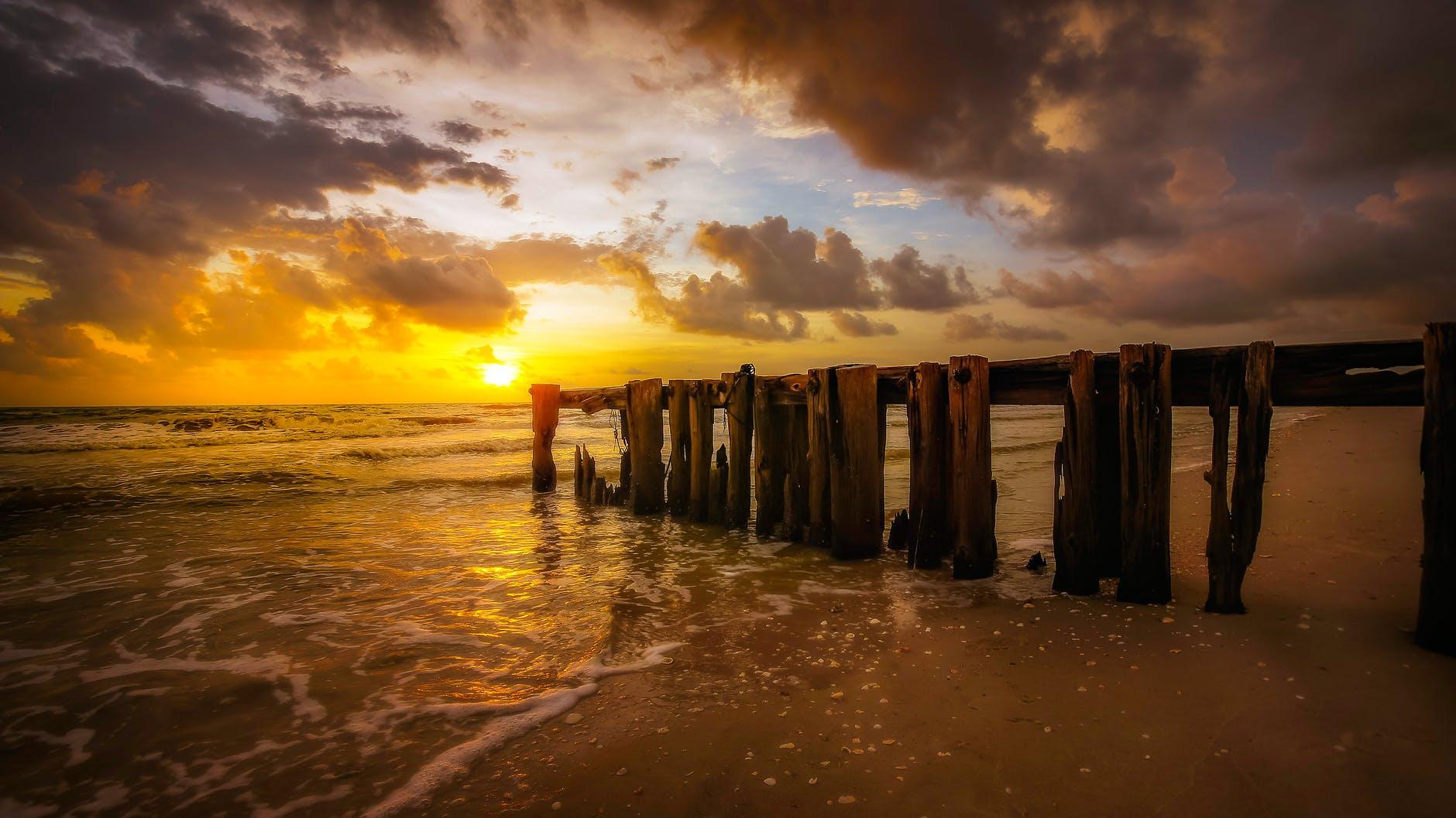 imagen para playa poema